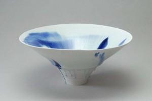 Yoko IMADA (porcelaine tournée, finesse et dynamisme)